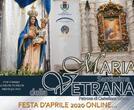 COVID_19 Madonna della Vetrana..per ricordare