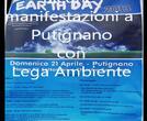 Giornata Mondiale della Terra 2013 iniziative a Putignano