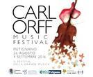 Carl Orff Music Festival 2016 incontro Chiostro Biblioteca Putignano