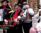 Carnevale:la musica e l'allegria dei MUSICANTI propagginanti