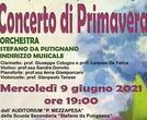 CONCERTO DI PRIMAVERA 2021 Orchestra Stefano da Putignano
