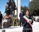 """""""25 APRILE"""" Cerimonia a Putignano 25 aprile 2021"""